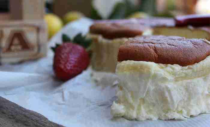 Fuente: http://lacocinadebabel.blogspot.com.es/2012/02/cheesecakejapones.html