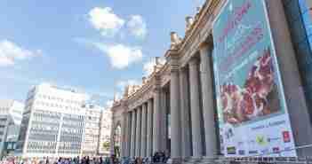 entrada recinto ferial Barcelona degusta